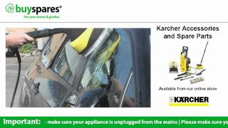 how to use a delta racer attachment on a karcher pressure washer