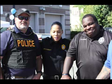 Orange Police Department Open House - Community Event