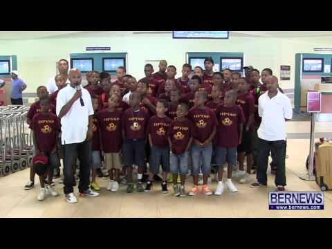 HPYSP Teams Travel To Overseas Tournament, June 27 2013