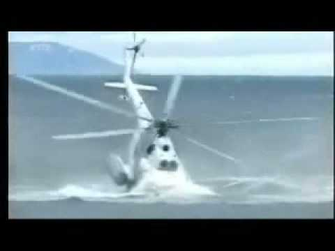 an offshore helicopter accident