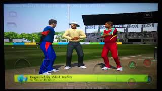 Brian Lara International Cricket 2007 using Damon PS2 pro V 1.2.6