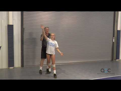 AVCA Video Tip of the Week: Mastering the Float Serve
