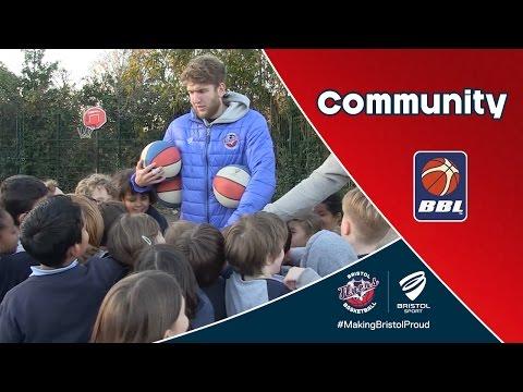 Bristol Flyers Launch Community Health Squad
