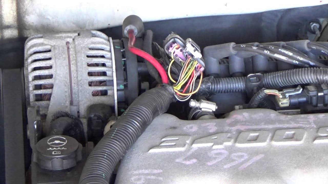 Chevy Impala 05 3 4l Symptoms No Start Or And Stall Wiggle Test