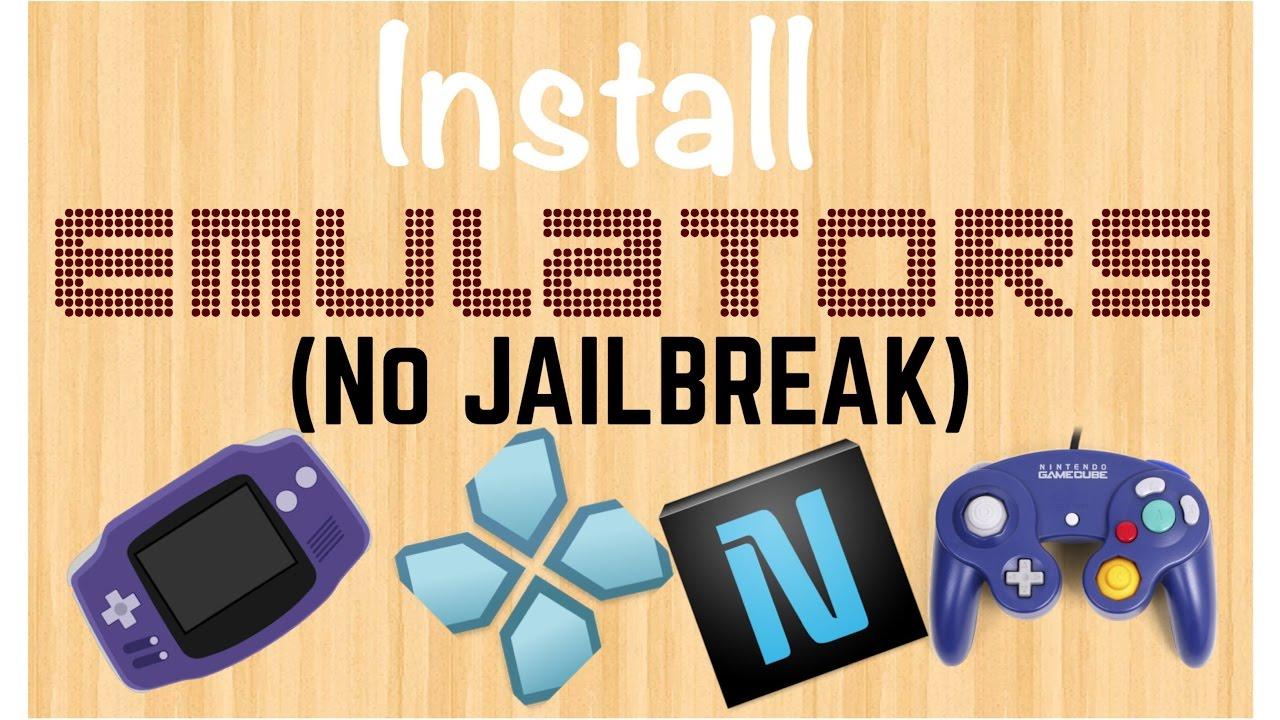 install emulator ios without jailbreak