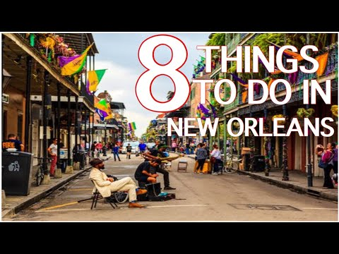 Top things to do in New Orleans || Travel Guide/Vlog