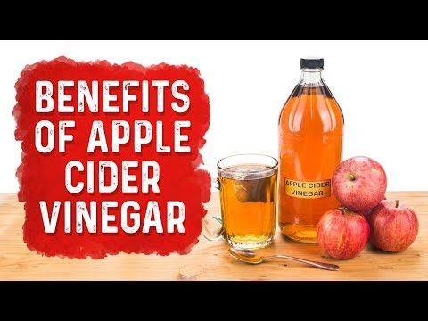 The 9 Benefits Of Apple Cider Vinegar