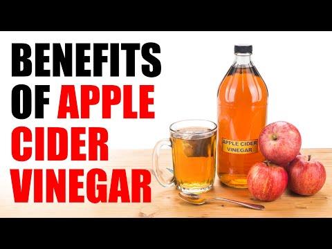 The 9 Benefits of Apple Cider Vinegar