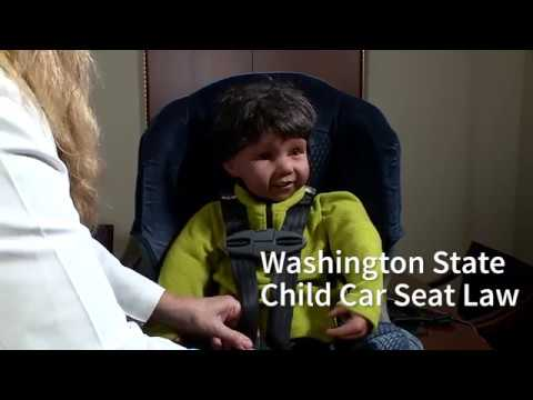 Washington State's New Car Seat Law Puts Some Middle Schoolers In Boosters