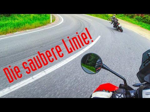 MotoVlog - So fährt man Kurven mit dem Motorrad