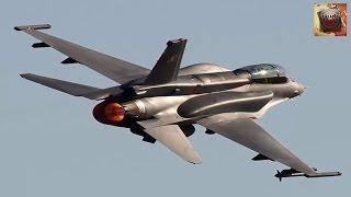 Tài Liệu Mật - J-10 Trung Quốc có thừa sức bắt nạt F-16 Block 52 không?