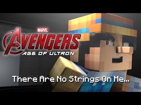 Minecraft Parody - AVENGERS: AGE OF ULTRON! - (Minecraft Animation)
