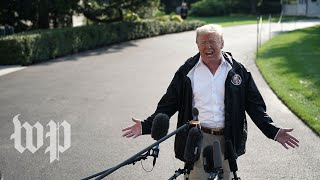 Trump says it's 'very hard for me to imagine' Kavanaugh assault allegation