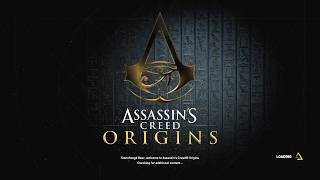 Assassin's Creed: Origins - The Curse of the Pharaohs - The Gamer Society - Live Stream - XL