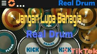Gambar cover Real Drum Cover       Jangan Lupa Bahagia