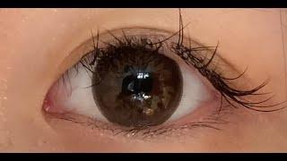 [오렌즈] 후레쉬룩 다이아몬드 블랙 보정 없는 솔직 리…
