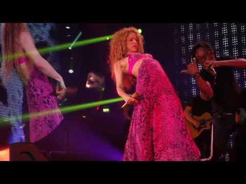 Shakira - Hips Don't Lie (Live in Hamburg - El Dorado World Tour Opening Night) HD