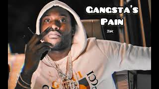 "[FREE] Meek Mill Type Beat - ""Gangsta's Pain""  2021"