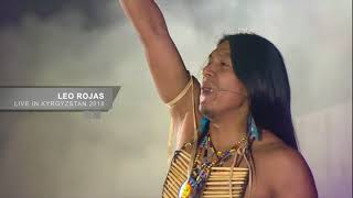 Leo Rojas - Into The Wild + Lonely Sheppard at World Nomad Games Kyrgyzstan 2018 TV Show