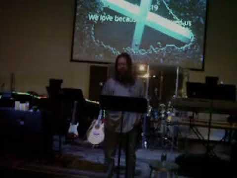 Dan Drake Sermon: God's Redemption Plan