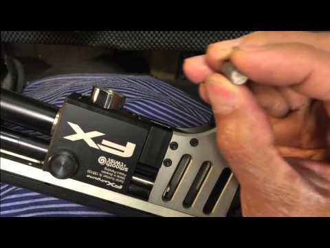 FX  30 impact how to load a 115g slug and lead impact results