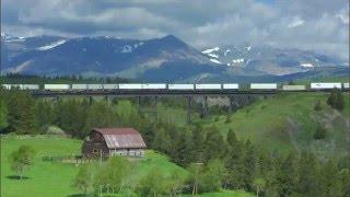 How Freight Railroads Transport Goods Through Intermodal