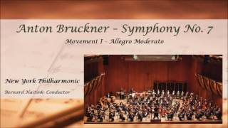 Download Bruckner Symphony No. 7, New York Philharmonic, Haitink MP3 song and Music Video