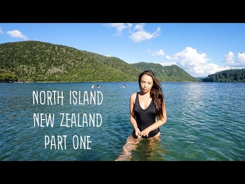 North Island New Zealand - Travel Vlog