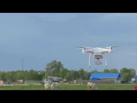 Drone for BIZ PV