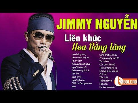 Tuyển tập nhạc Jimmy Nguyễn hay nhất mọi thời đại