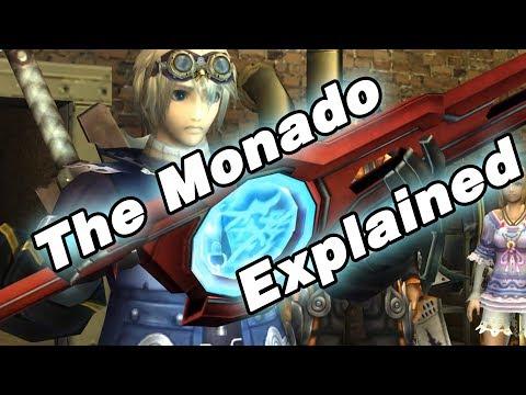 The Monado Explained - Xenoblade Chronicles