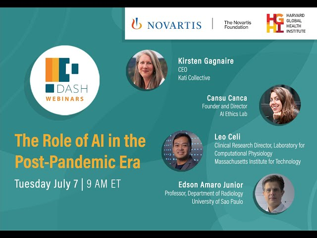 The Role of AI in the Post-Pandemic Era
