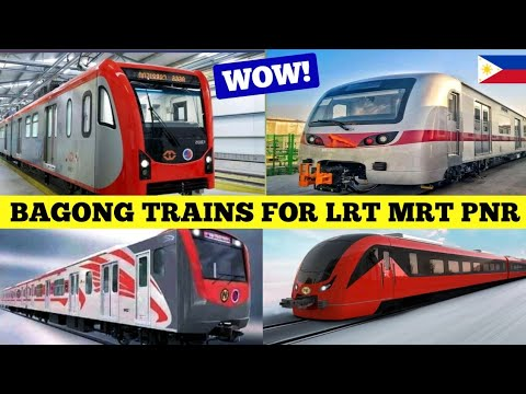 BAGONG TRAINS FOR