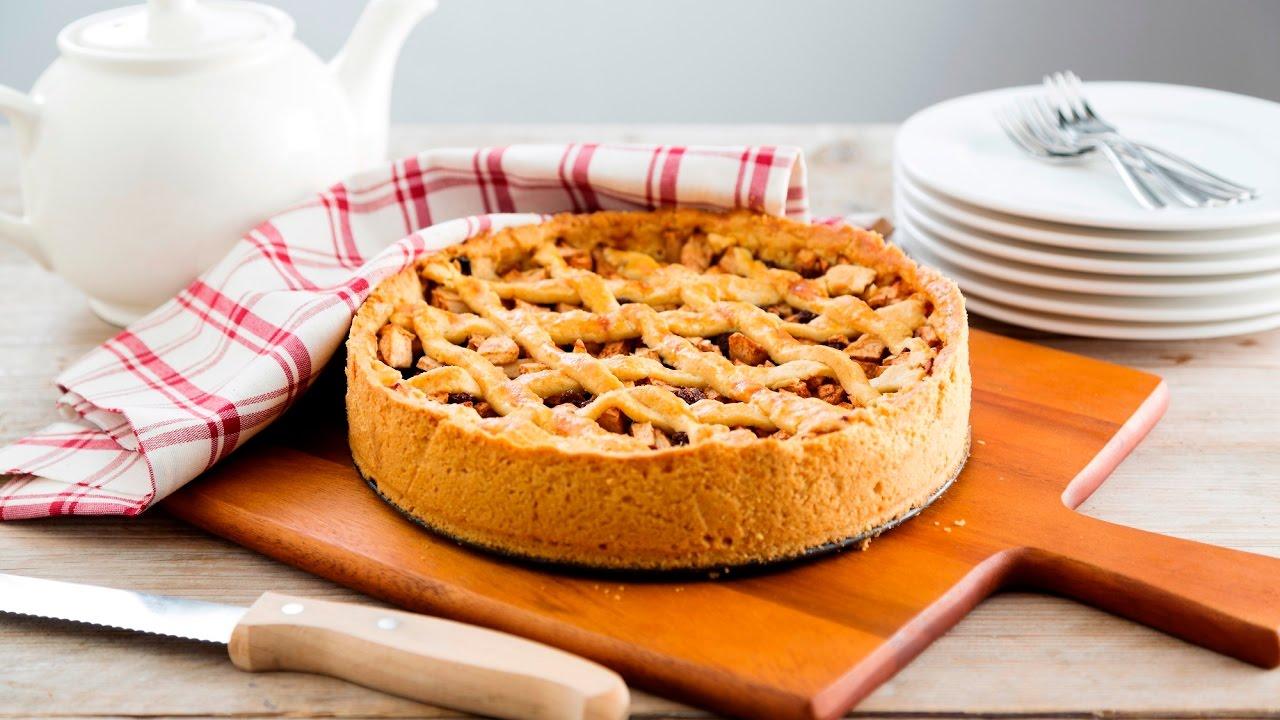 appeltaart zelfrijzend bakmeel