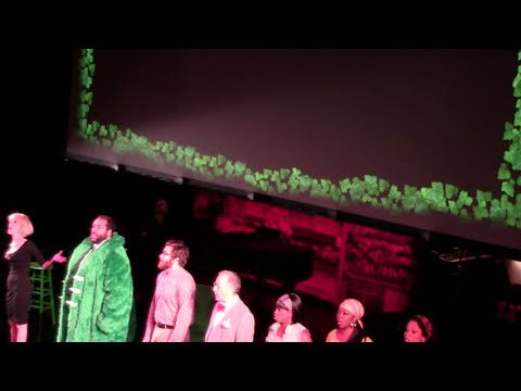 Finale Ultimo (Don't Feed The Plants) - Little Shop Of Horrors - July 2, 2015 - Encores! Off-Center