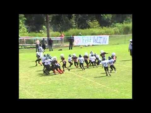 2012 Colts Rookies vs Pelahatchie