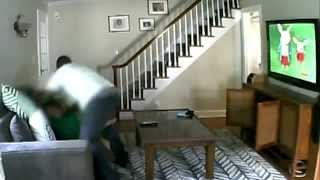 Home Invasion in Millburn NJ caught on nanny cam - brutal beating in front of daughter June, 2013