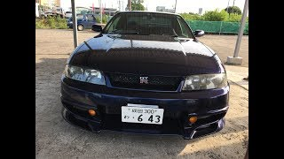 Why is the Nissan Skyline GTR R33 the most forgotten and hated GTR?