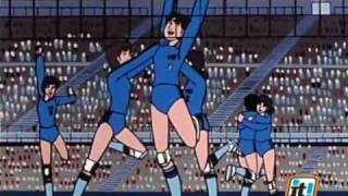 Mila e Shiro,due cuori nella pallavolo - Episodio n.27(2/2)