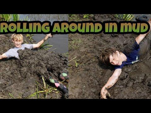 Rolling Around In Mud!!!!!!