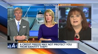 Call 4 Action: The pros and cons of freezing your credit report