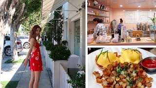 Showing Sunnydahye Around La | Melrose & Beverly Hills