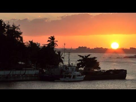 Caribbean Sea -  the Dominican Republic Santo Domingo City Pt.02