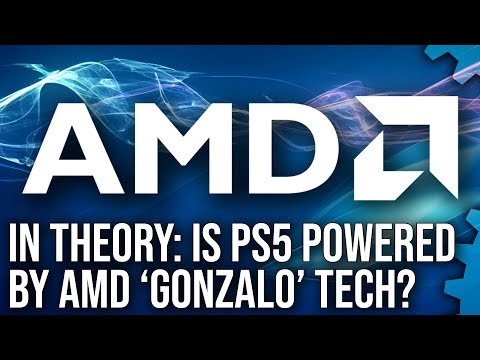 In Theory: is PS5 powered by an AMD Gonzalo processor?