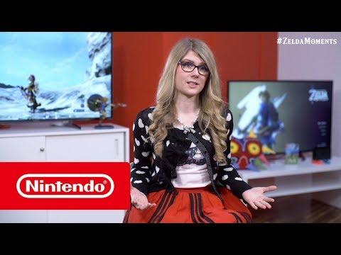 The Legend of Zelda: Breath of the Wild - Your #ZeldaMoments