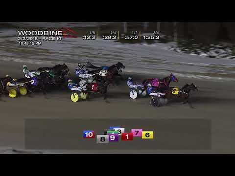 Woodbine, Sbred, February 2, 2018 Race 10