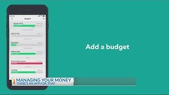 There's an app for that: Managing your money