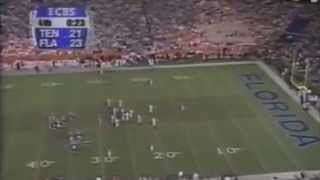 1999 #4 Florida Gators vs. #2 Tennessee Volunteers