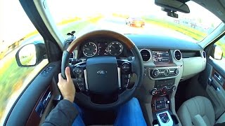 2015 Land Rover Discovery 4 POV Test Drive