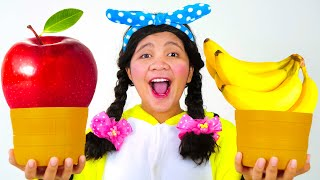 Apples and Bananas Song by Johny FamilyShow